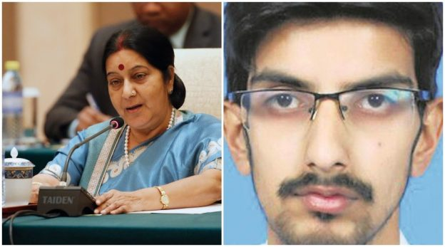 Sushma Swaraj's Medical Visa